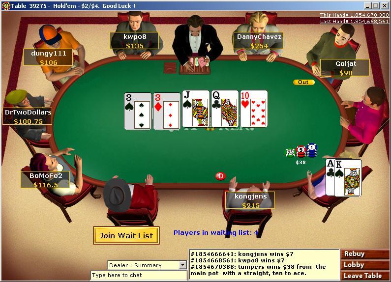Online Gambling Skills