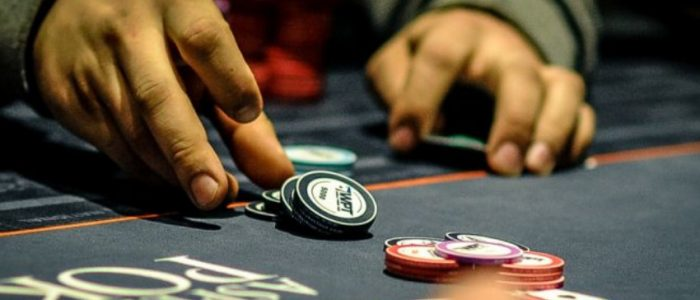Earning Money via Poker Tournament