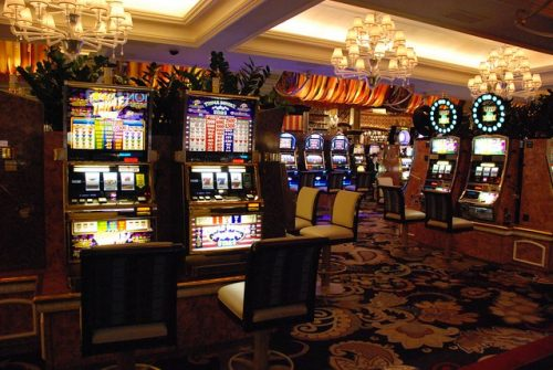 Why Casino Slots have Become Popular Off late?