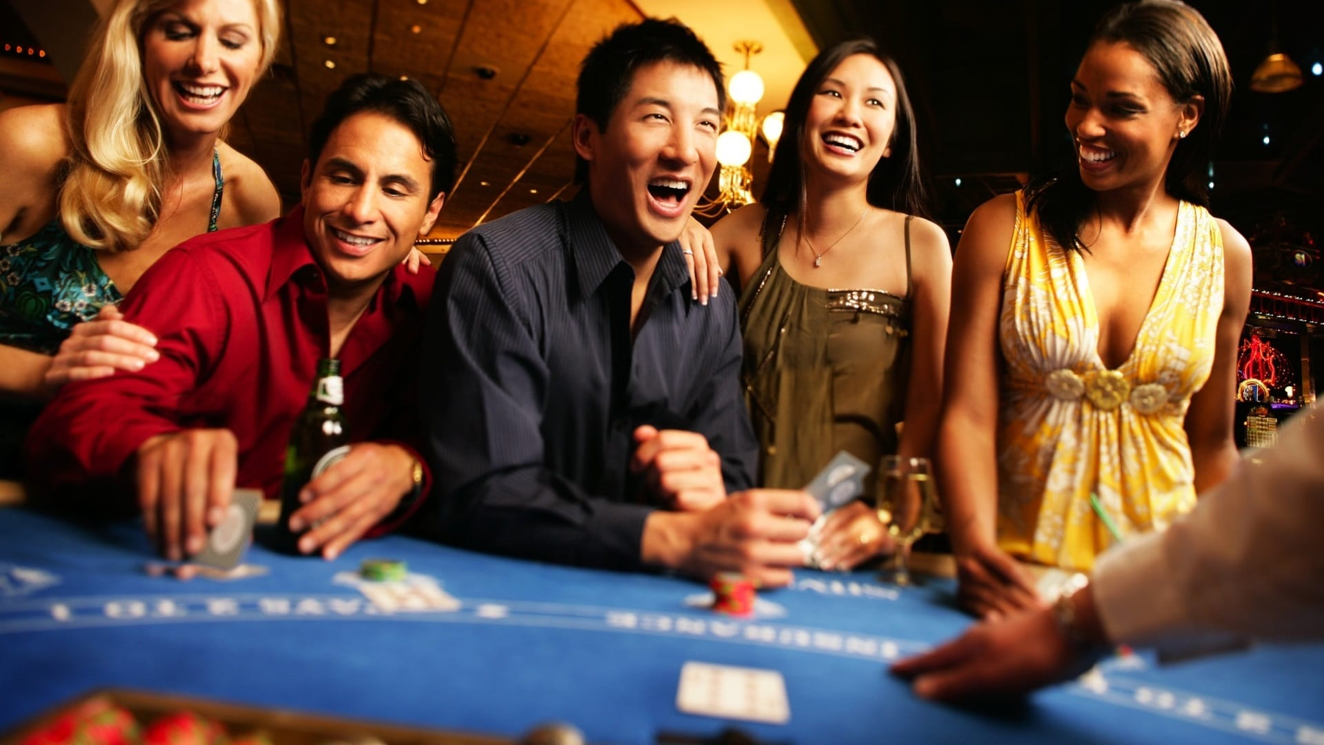 Which casino game would suit my interest as a beginner?