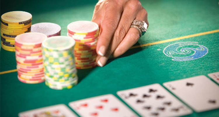 Get started to play poker game online