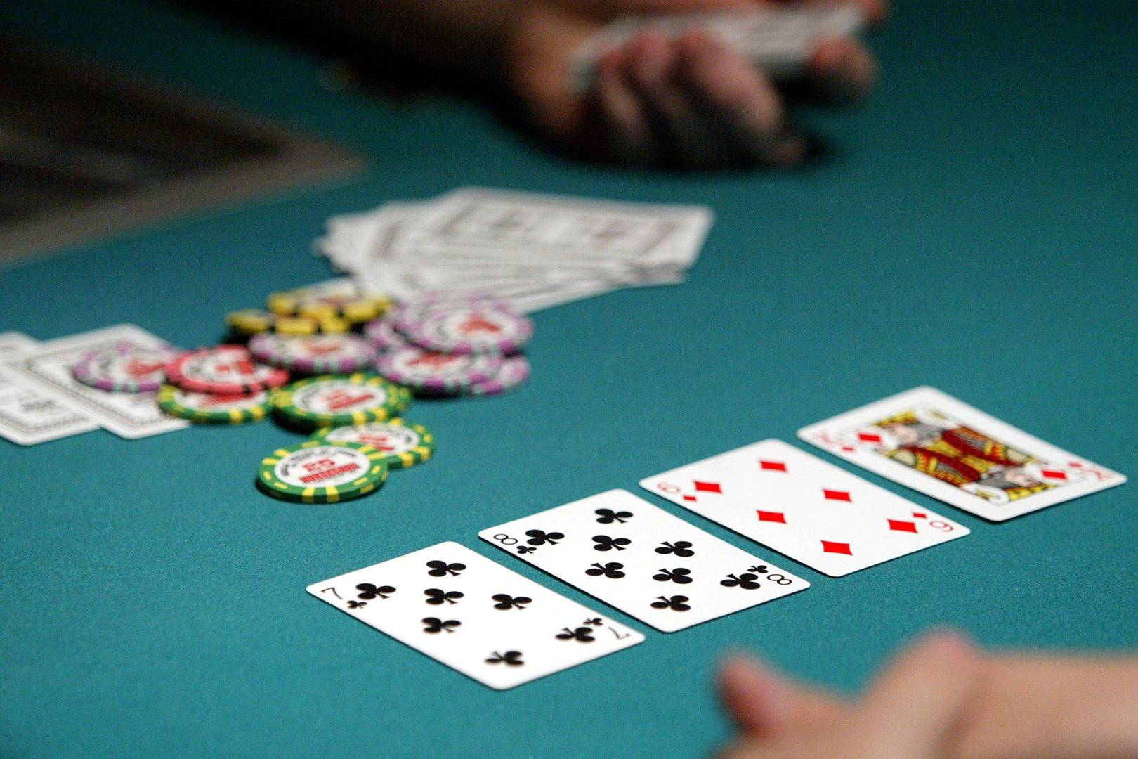 Playing Baccarat Games Can Improve Your Memory.