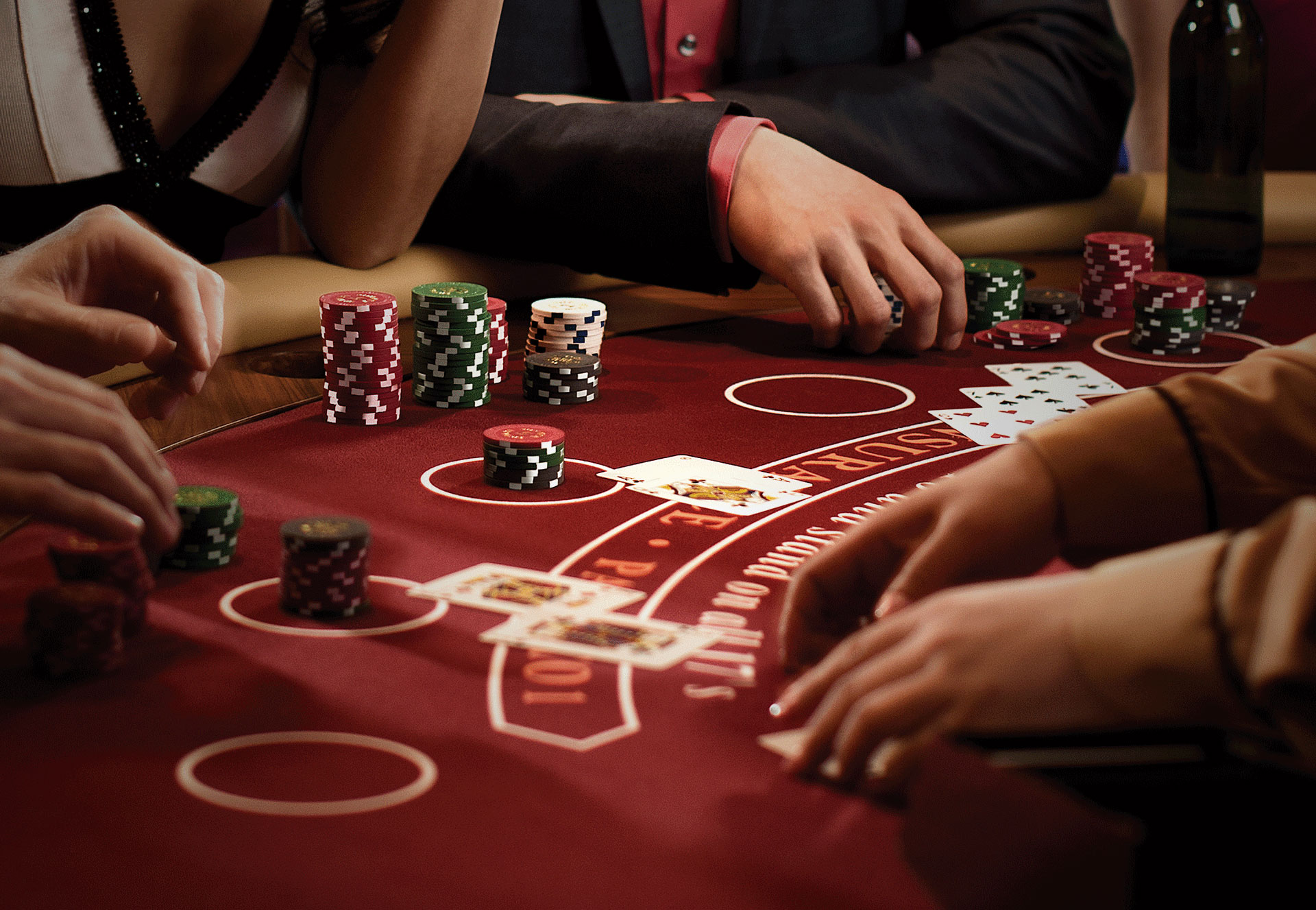 Casino Games Entertainment for All in Thailand