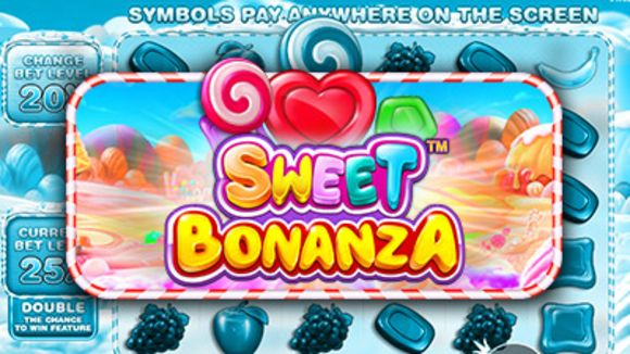 Play sweet bonanza slot game