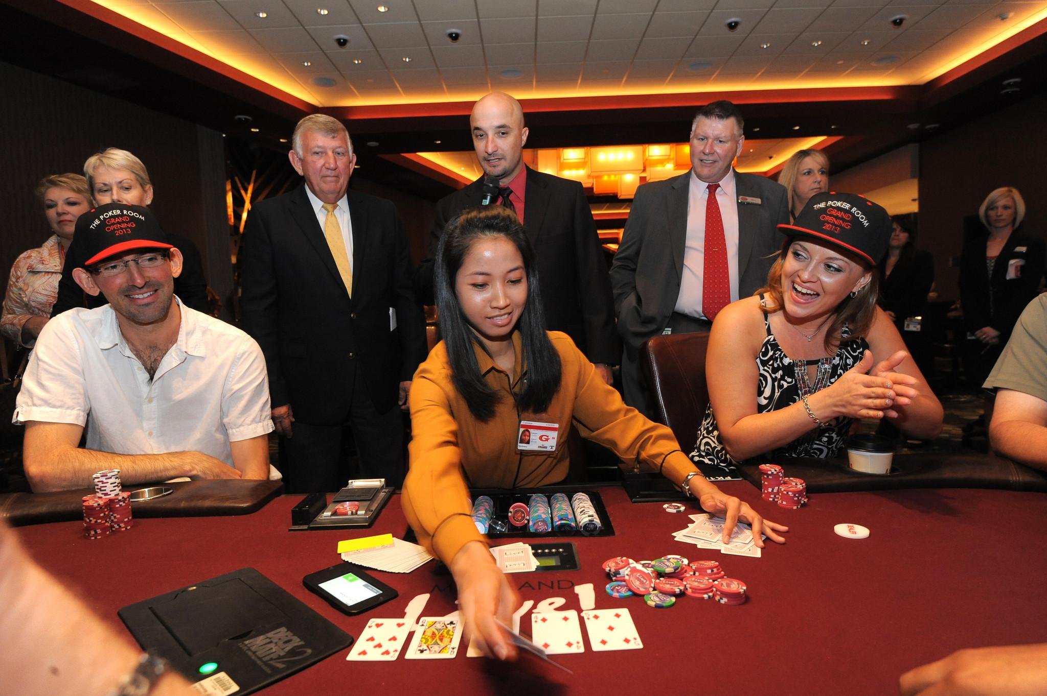 Winning Poker Online