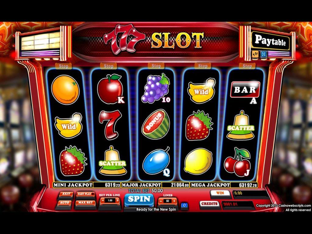 a casino slot games