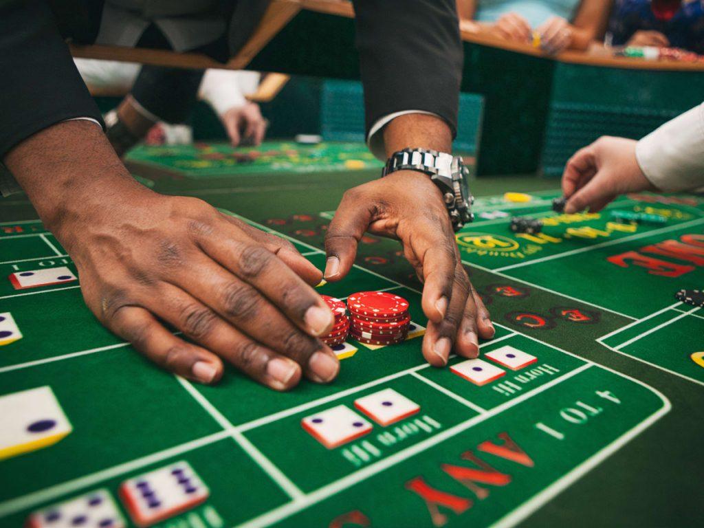 4 in one casino games