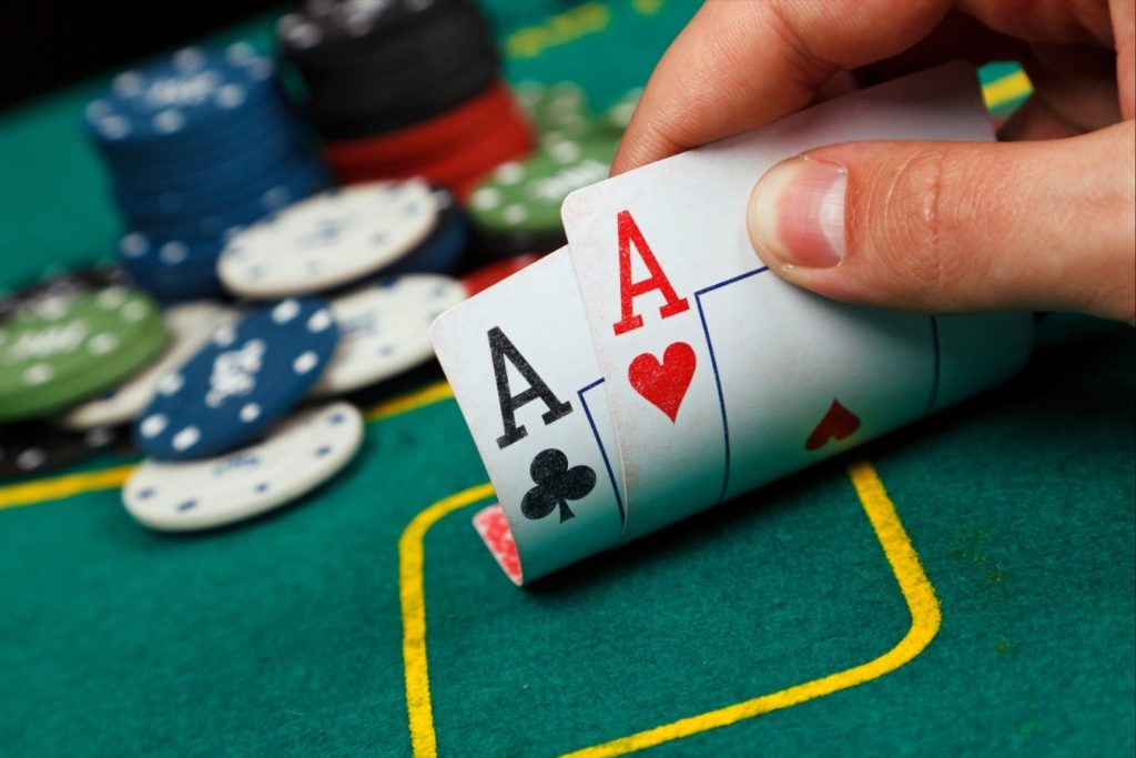 poker games at home