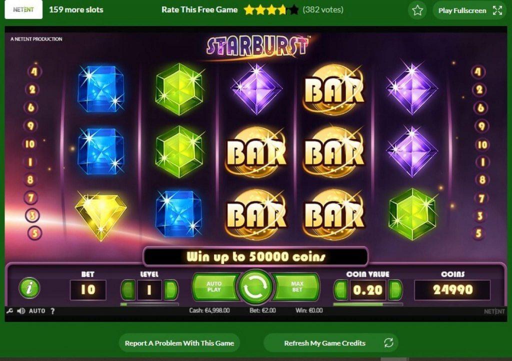 google slot games online