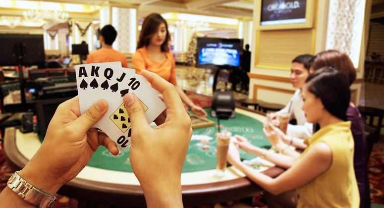 Choose your preferred online casino very carefully