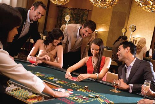 How to Keep on Playing in an Online Casino