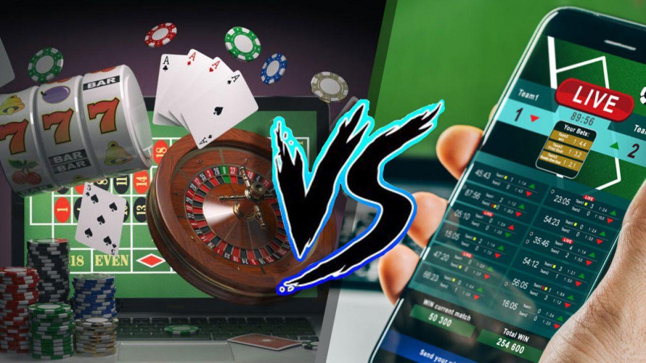 Pros of playing games at gambling online casinos