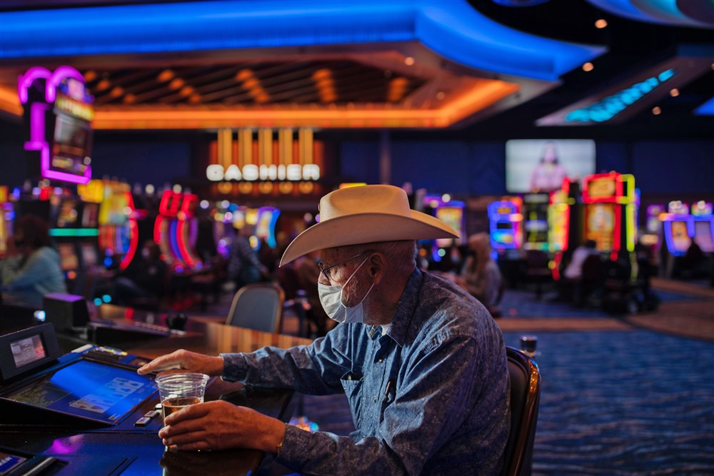 Why choose online gambling?