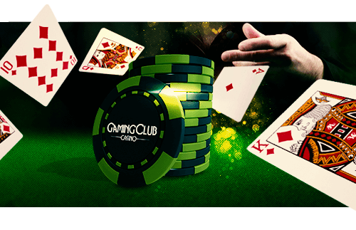 Online casino games are becoming popular