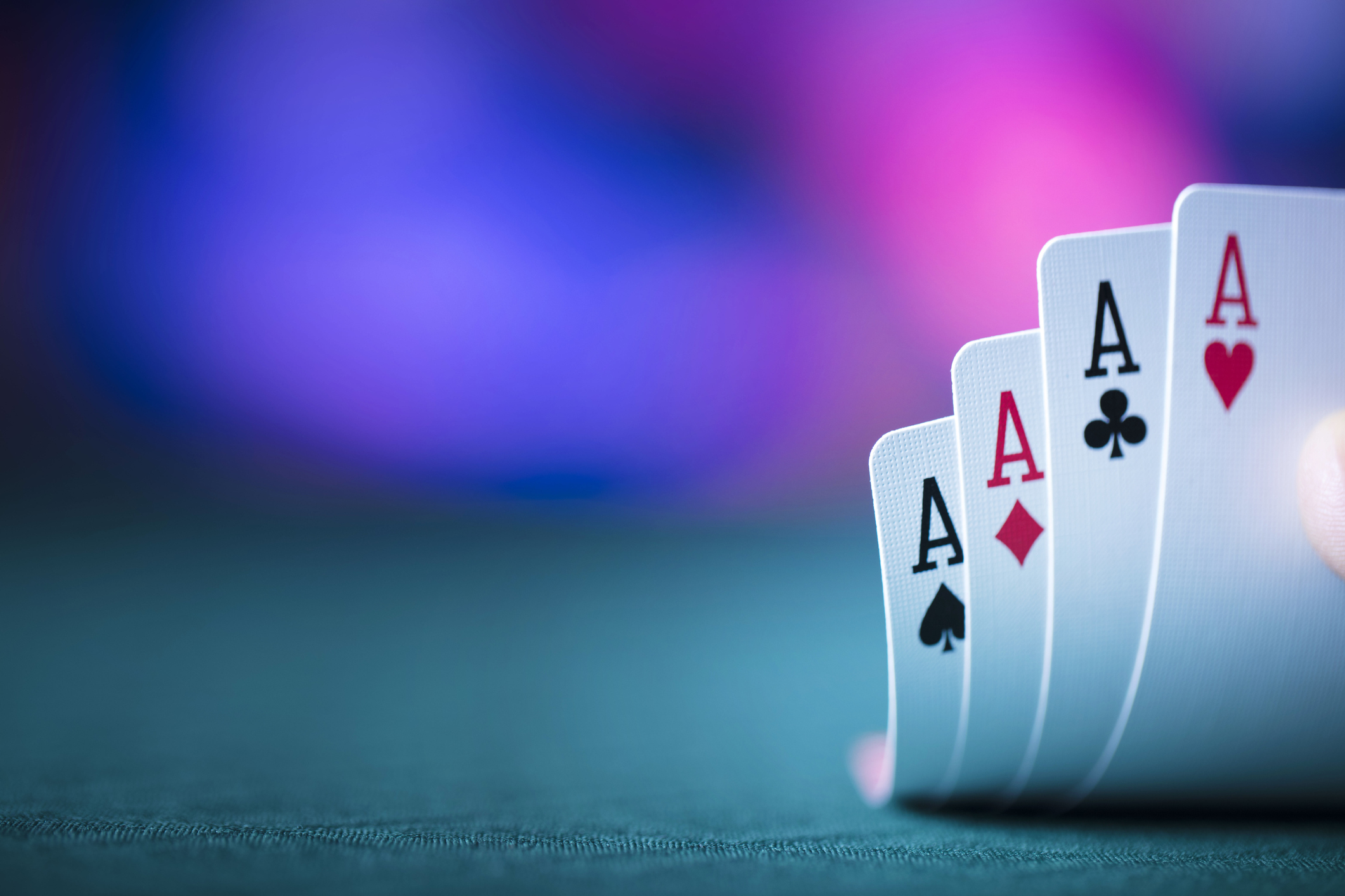 Card game for poker